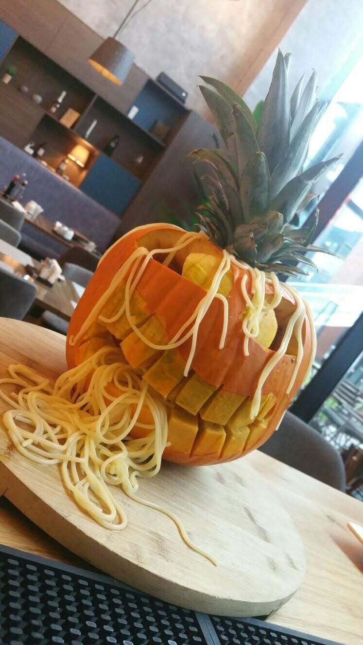 Halloween at Tutti Bistro