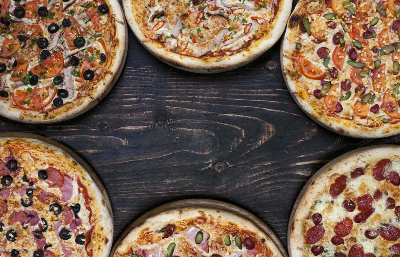Pizza & Pasta Fresca